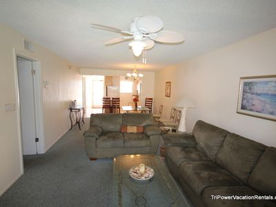 Condo is very comfortable and family friendly.