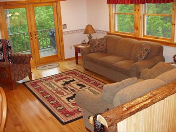 Lake Placid house rental - Relax and Unwind in our Village Home