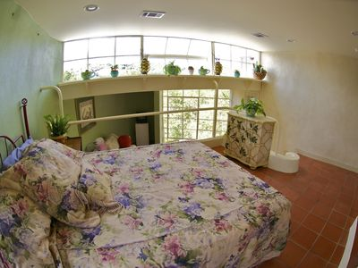 Austin villa rental - Flinstone upper level
