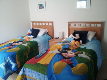 Disney Themed room