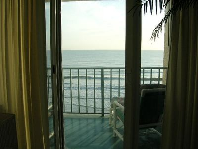 New Smyrna Beach condo rental - Views of Atlantic Ocean