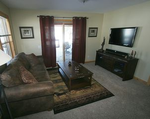 Pagosa Springs house photo - Apartment Family Room with Media and Game Center