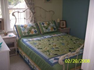 Colonial Beach cottage photo - Bedroom #1