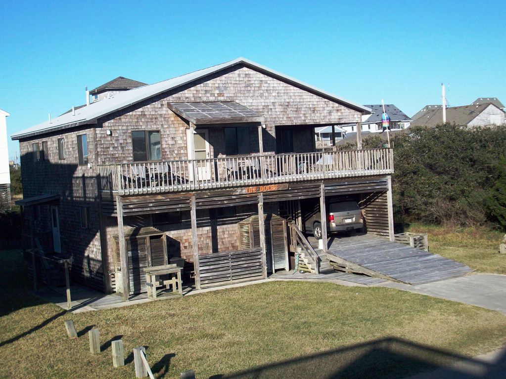 Buxton vacation rental vrbo 506109 3 br hatteras for Hatteras cabins rentals