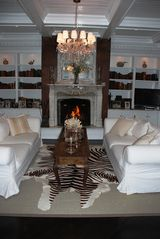 East Hampton house photo - Living room