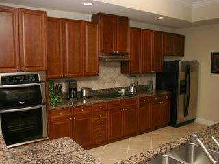 Harbor Landing Destin condo photo - Harbor Landing 203A - Kitchen