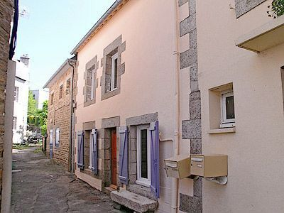 Pont-Aven cottage rental - La Petite Tourte–3 story home (US)