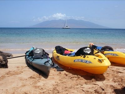 Enjoy one of the many adventurous activities Maui has to offer.