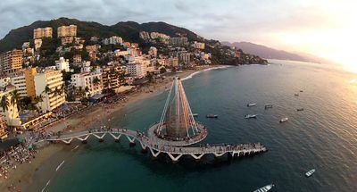 The New Puerto Vallarta Pier