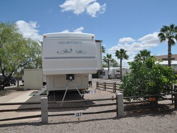 Casa Grande recreational vehicle rental
