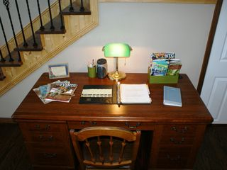 Milam lodge photo - Free WiFi, Welcome Book, Area Maps, Local Menus, Guest Book.