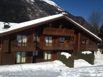 Apartment/ flat - LES HOUCHES