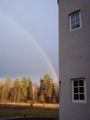 Biwabik house photo - Rainbow-silo .