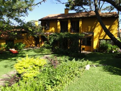 Villa (toscana style) with pool+garden, 200m to the beach, perfect for hibernate