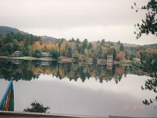 Brant Lake house photo - Spectacular Views