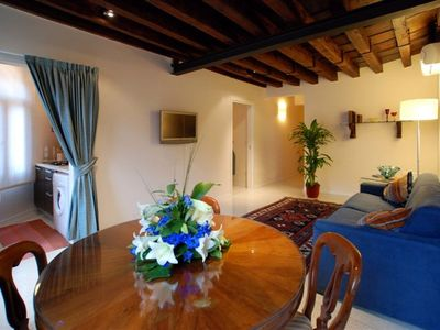 San Marco apartment rental - Living room Grecale