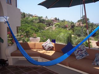 Sayulita villa photo - Hammock with a view