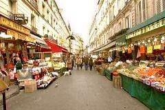 8th Arrondissement Champs Elysees apartment rental - Shop like the French at nearby Poncillet Market and make some meals at home.
