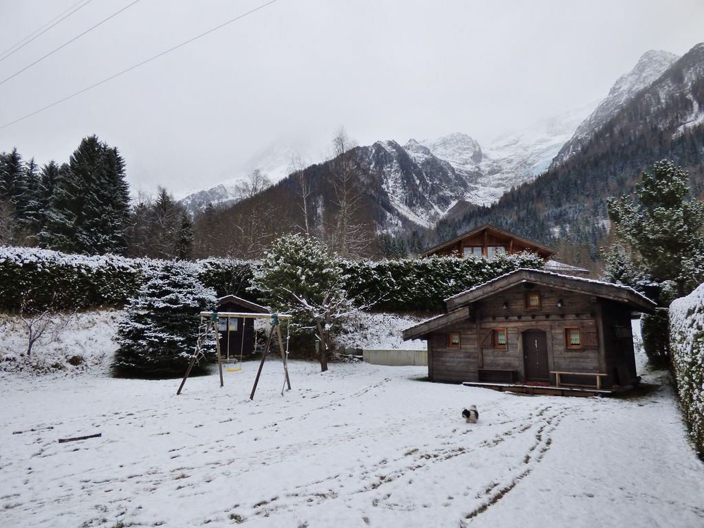 Holiday house 240017, Les Bossons, Rhone-Alpes
