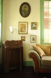 New Orleans house rental - Historic home under the tropics... Mirror of long ago.