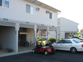 Oak Harbor condo photo - Car Port