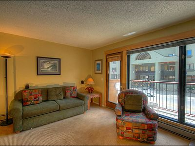 Breckenridge condo rental - Nice Furnishings