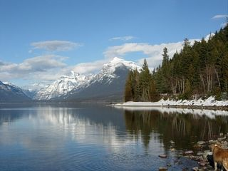 Columbia Falls condo photo - Pristine Glacier Park, Lake McDonald....Just Minutes away!