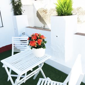 Apartment in the main shopping street in the center of Cadiz with magnificent terrace!