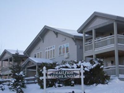 Smuggler's Notch, Vermont - 2 Bedroom Mountain Townhouse, sleeps 8
