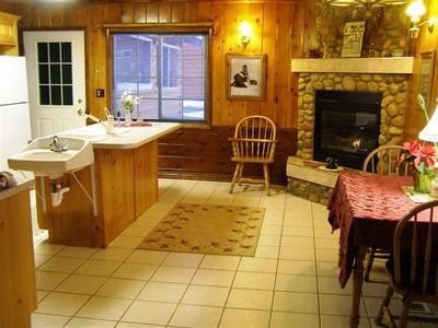 Brian Head chalet rental - Large Kitchen - Great for Gathering