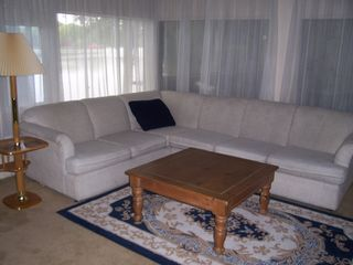 Rehoboth Beach house photo - Spacious Sectional Room for Everyone to Gather