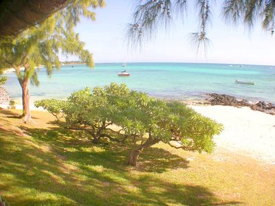Grand Baie villa rental