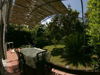 Villas - 3 rooms - 5/7 persons in typical garden of orange tree Sant'Agnello (SORRENTO)