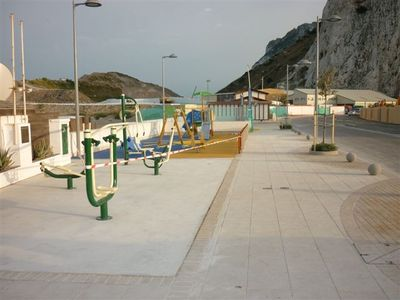 children and exercise park