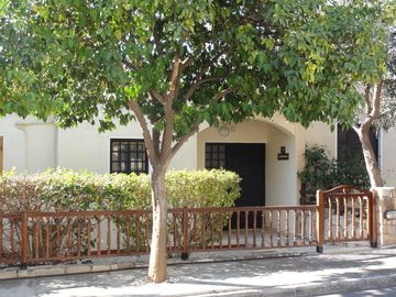 Pissouri Village villa rental - Front entrance