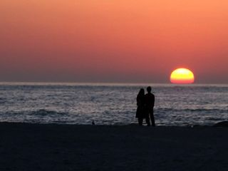 Madeira Beach condo photo - Remember that kiss at sunset