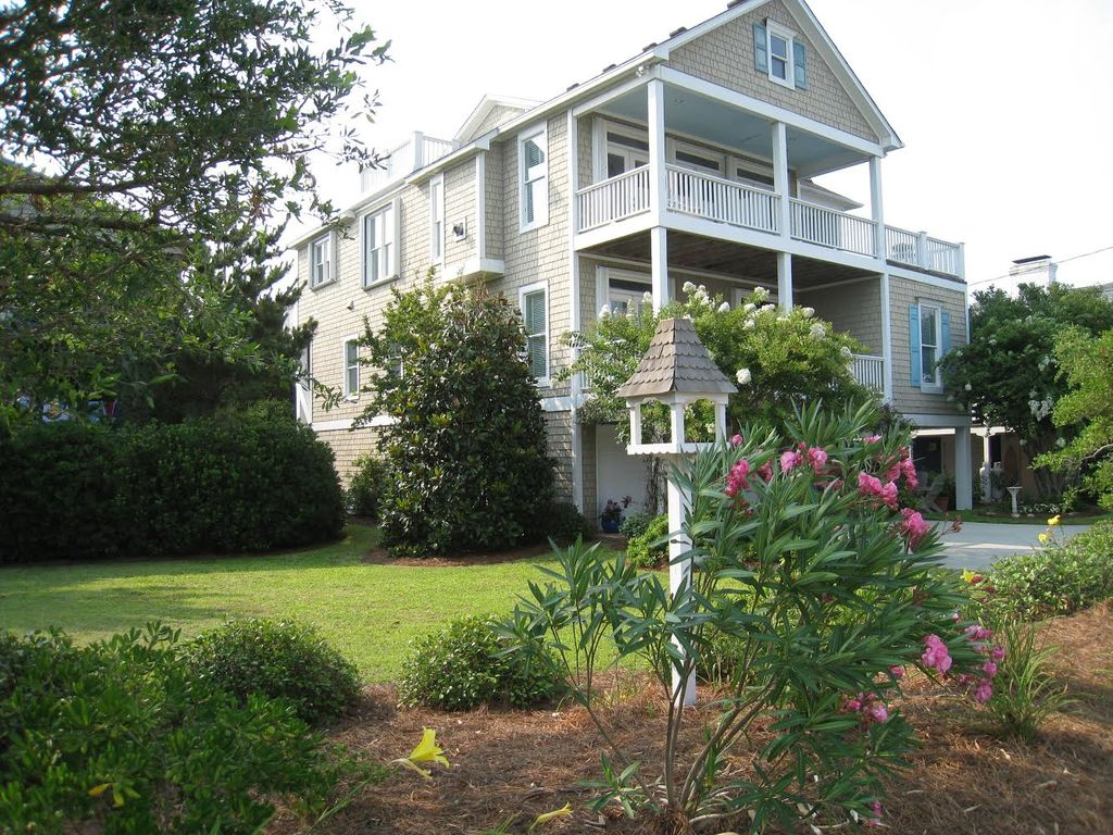 Spectacular Home At Wrightsville Beach VRBO