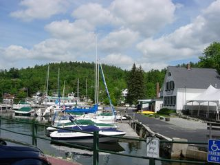 Sunapee house photo - Harbor Docks and Dining / Sightseeing Ships
