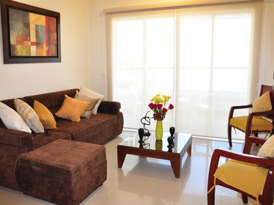 Beautiful Apartment with Ocean View. Excellent Location for Tourists