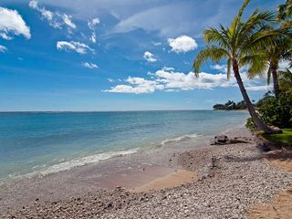 Kahala condo photo - The Beach in Front