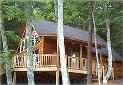 Invite your Friends! We Have Another Cabin Right Next Door!  Listing #5947