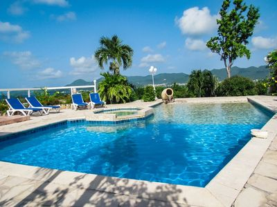 Terres Basses, St Maarten / Saint Martin Vacation Villa Rental 5-bed ...