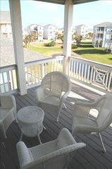 Galveston cottage photo - More balcony views to enjoy