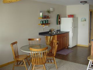 Cedar Lake cabin photo - Upstairs 2nd Floor Extra Kitchen.
