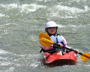 Pagosa Springs house photo - Kayaking the Play Park Downtown Pagosa