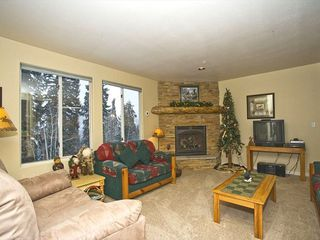 Silverthorne townhome photo - Living Room - now has Samsung flat screen TV