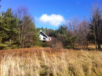 Windham chalet rental - The house