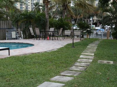 Pompano Beach villa rental