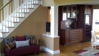 Old Saybrook house photo - Entrance/Foyer with very open floor plan
