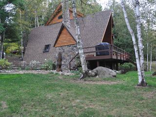Newly furnished cabin minutes to whiteface and ausable for Wilmington ny cabin rentals